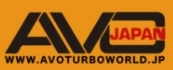AVO TURBOWORLD JAPANロゴ