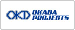 OKADAPROJECTSロゴ