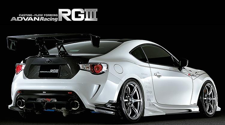 ADVAN Racing RGIII